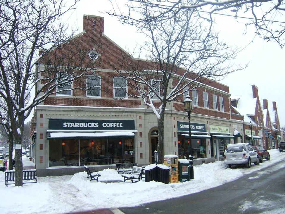 Winchester Starbucks