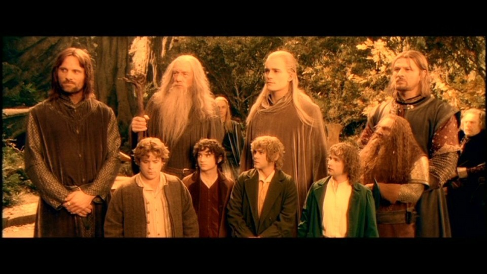 Lord of the Rings Fellowship