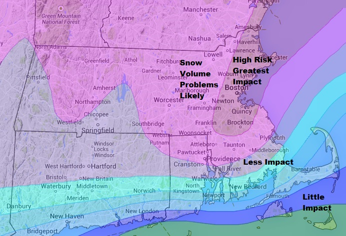 Feb. 9th Storm Impact
